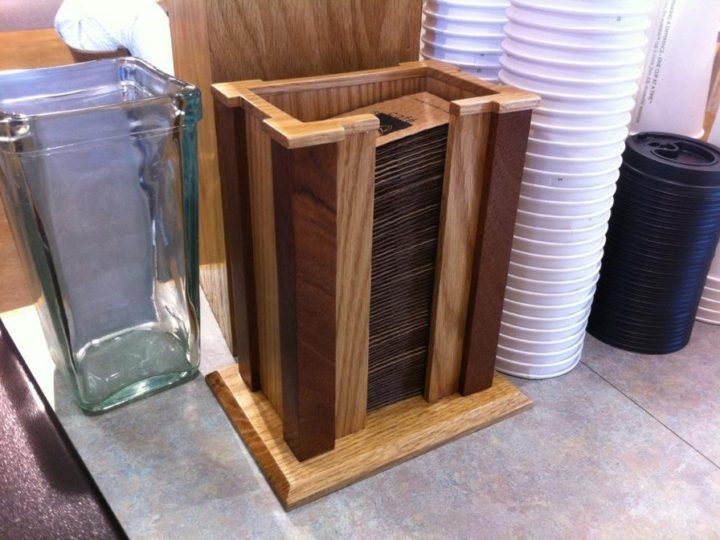 Coffee Sleeve Dispenser